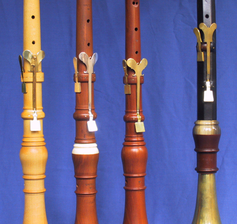 Sand N. Dalton Baroque and Classical Oboes | Oboe Decorations  Baroque Oboe